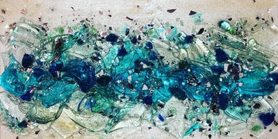 Crushed Glass & Resin Workshop