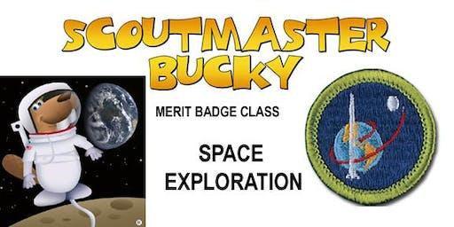 Space Exploration Merit Badge - 2019-11-09 - Saturday AM - Scouts BSA