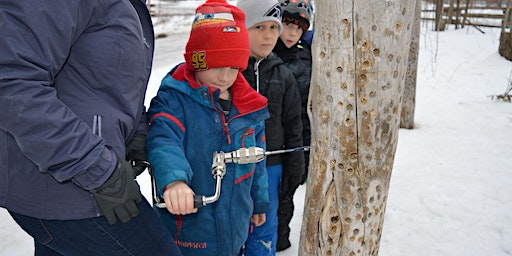 Family Nature Day - Get back to the Sugar Shack - March 6, 2020