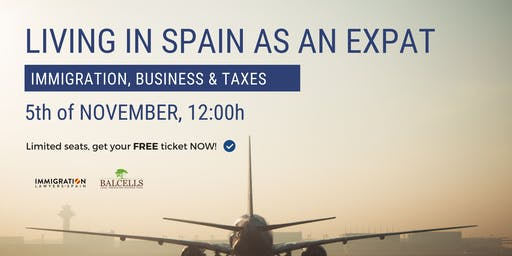 Residence Permit, Taxes and Business for Expats in Spain