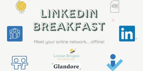 LinkedIn Breakfast with Louise Brogan tickets