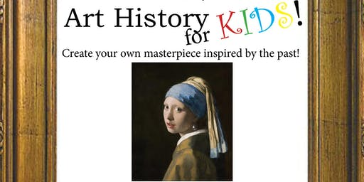 Art History for Kids: Girl with a Pearl Earring
