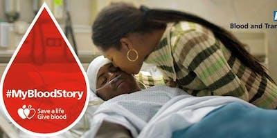 Give Blood Bermondsey