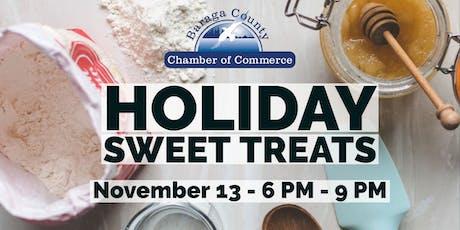 Holiday Sweet Treats Class tickets