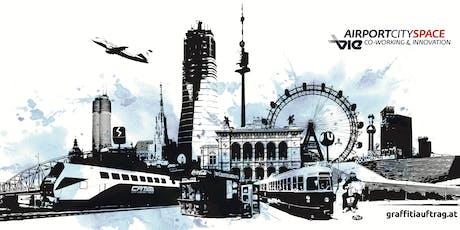 Aerotropolis:  Future of Smart Cities biglietti