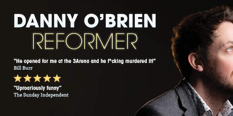 English Comedy With Danny O'Brien Tickets