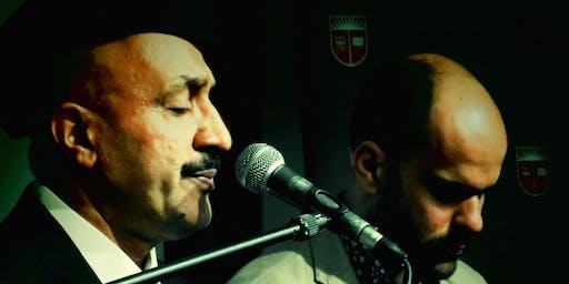 Iraqi Maqam and Religious Rituals with Hamid Al-Saadi & Amir Elsaffar