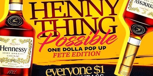 HennyThings Possible Pop Up Part 2