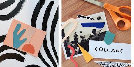 Collage Workshop tickets