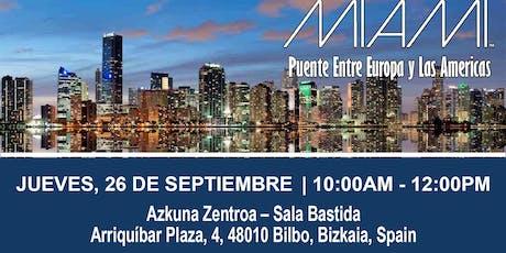 Miami - Puente Entre Europa y Las Americas tickets