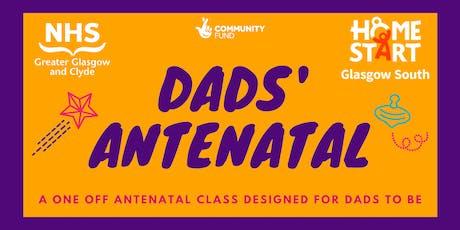 Dads' Antenatal Workshop - Queen Elizabeth Hospital tickets