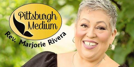 Friends CLP Carrick-Fundraiser featuring Rev. Rivera Pittsburgh's Medium