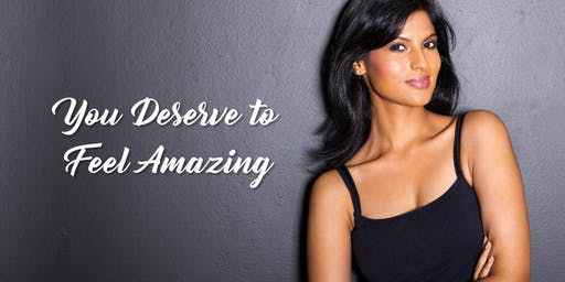 You Deserve to Feel Amazing - Viveve Event