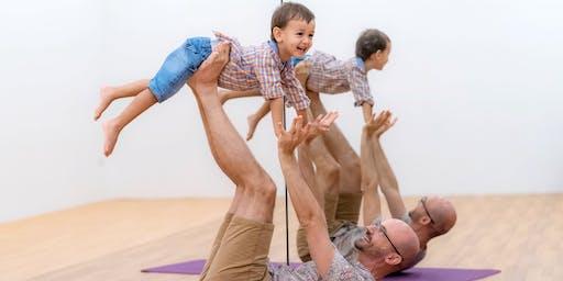 Parent & Child Positive Yoga Play Age 3 - 8