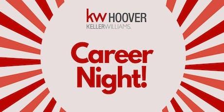 Career Night tickets