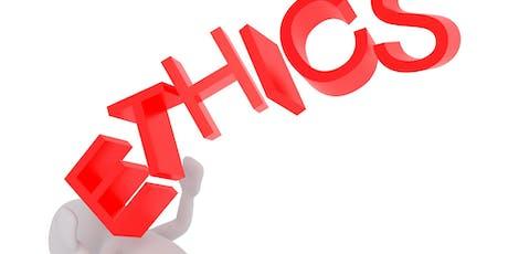 Start cursus Ethische Denklijnen (maandagavonden) tickets