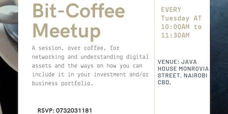 BIT-COFFEE MEETUP CBD tickets