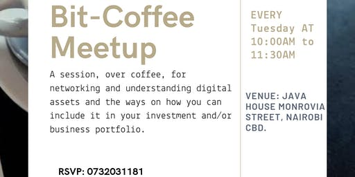 BIT-COFFEE MEETUP CBD