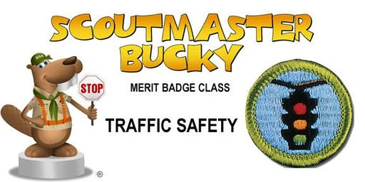 Traffic Safety Merit Badge - 2019-11-09 - Saturday PM - Scouts BSA