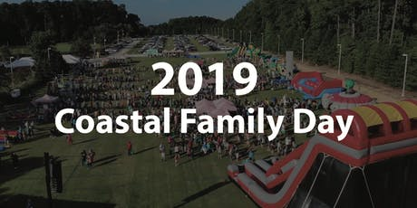 Coastal Credit Union's Family Day 2019 tickets