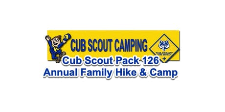 Annual Family Hike & Camp tickets