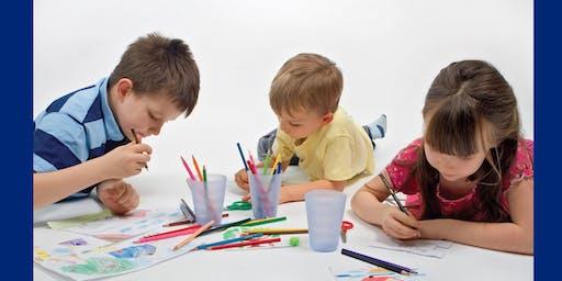 MON/TUE/WED/THU/FRI 4:00pm 90 minutes Art Class/4:00pm-5:30pm