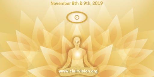 MEDITATION WORKSHOP - Awakening the Third Eye