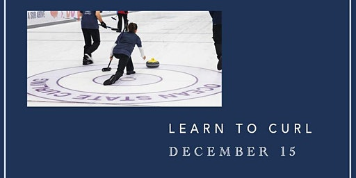 Learn to Curl Sunday 12/15 - 12pm-2pm