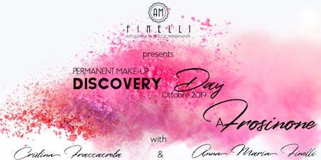 Discovery Day Frosinone biglietti