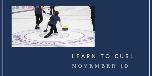 Learn to Curl Sunday 11/10 - 12pm-2pm