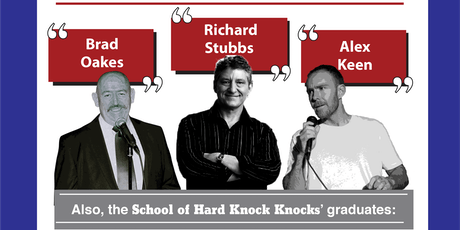 Stand-up @ Imperial - with Richard Stubbs, Brad Oakes and more tickets