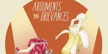 Arguments & Grievances Comedy Debates: October tickets