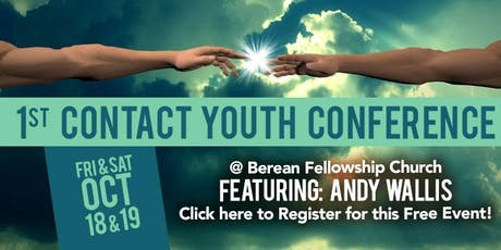 1st Contact Youth/Young Adult Conference tickets