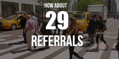 How to Generate a Business Referral Everyday