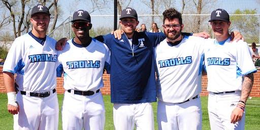 Alumni Baseball Reunion and Scrimmage