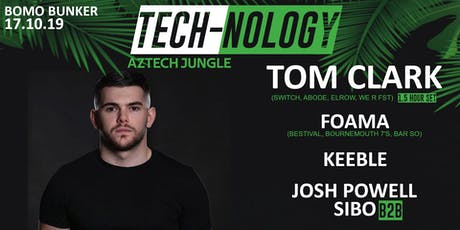TECH-nology: Bunker Takeover (AZTECH JUNGLE) tickets