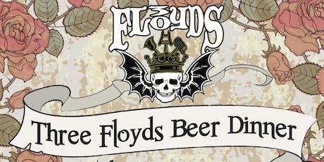 Three Floyds Beer Dinner tickets