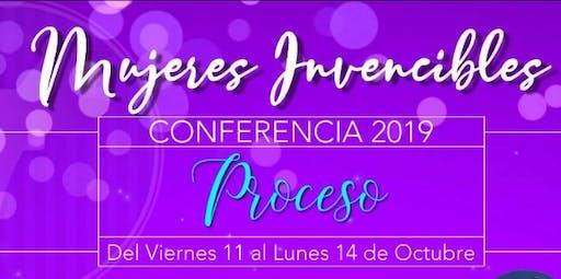 Mujeres Invencibles 2019