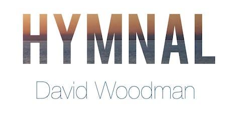 David Woodman - Hymnal album launch concert tickets
