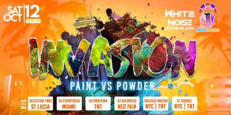 White Noise J'ouvert - Miami Broward Carnival 2019 tickets