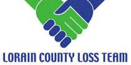 Lorain County LOSS Team Volunteer Training tickets