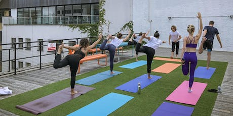 Yoga at Google for Startups Campus tickets
