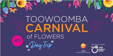 Toowoomba Carnival Of Flower Day Trip tickets