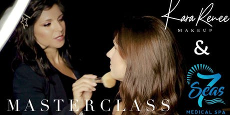 Makeup Masterclass: the Basics of Eye Makeup Application tickets
