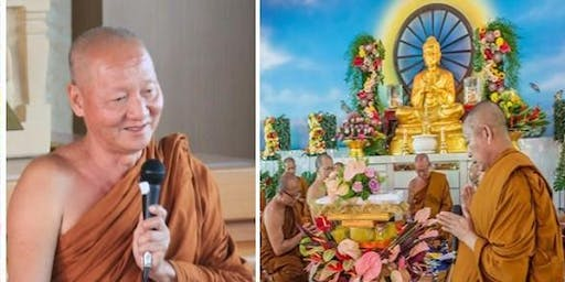 2019 Kathina @ Dhamma Light Buddhist Meditation Centre 法光禅林