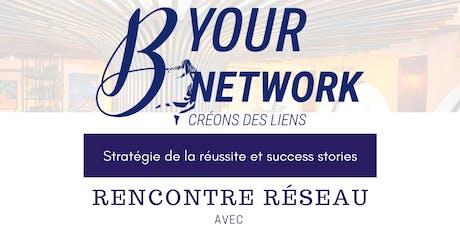 Stratégie de la réussite et success stories tickets