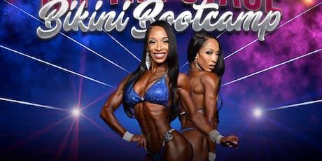 Hit The Stage Bikini Bootcamp Posing Seminar tickets