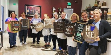 Sip & Sign at Wine Down and Sweets Cafe in Strongsville tickets