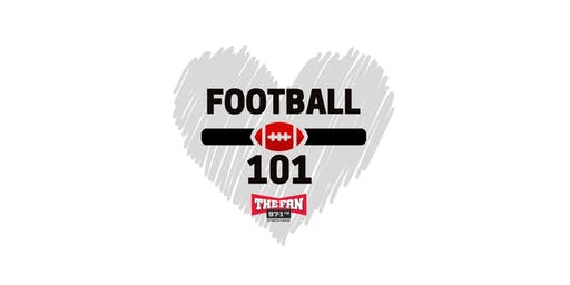 97.1 The Fan's Football 101 Presented by Monogram Homes and White Claw