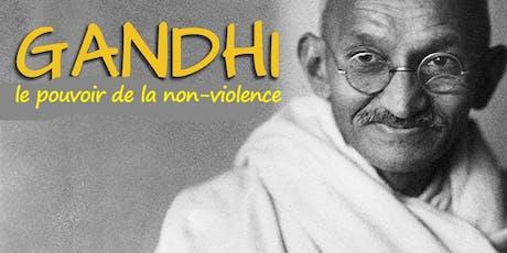 Devenir un Guerrier pacifique : Gandhi et la philosophie de la non-violence billets